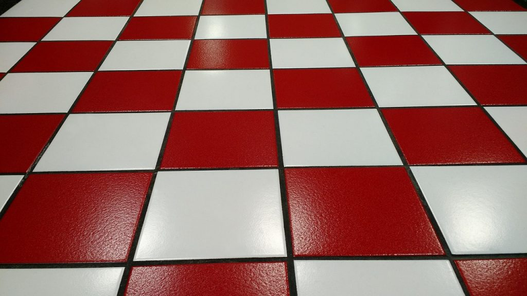 How to Clean Tile Floors with Vinegar and Baking Soda - A Blog to Home