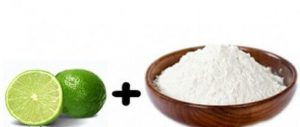 How to Clean Iron Plate when Burnt using Lime and Baking Soda