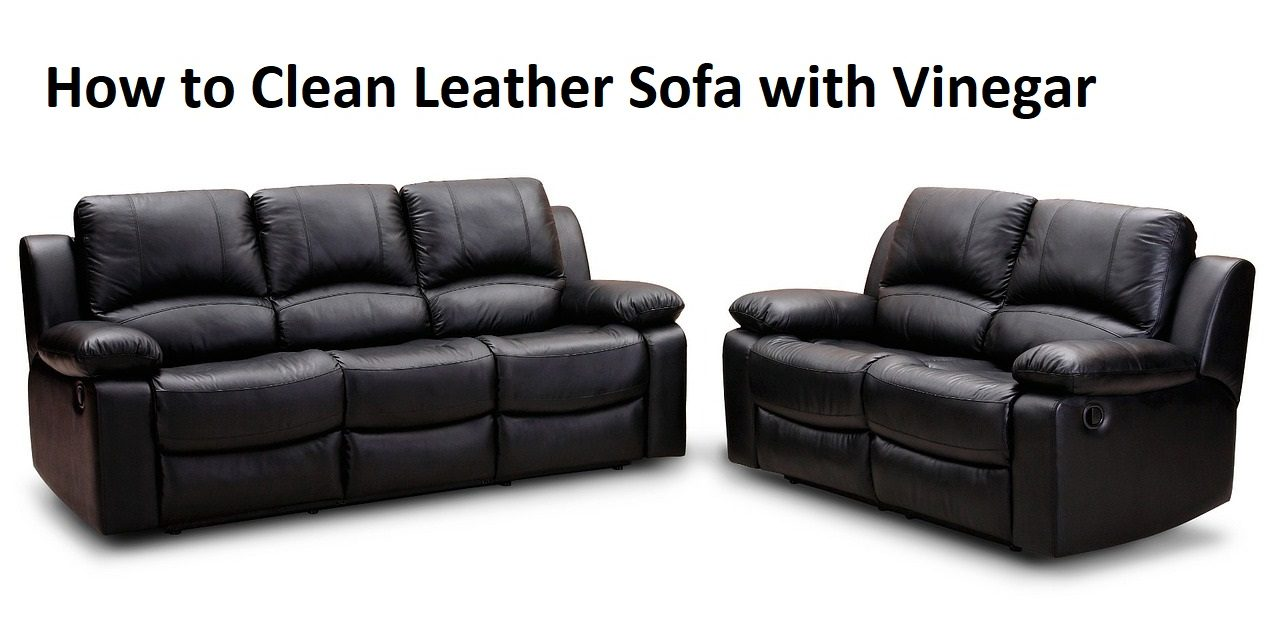 how to clean leather sofa with vinegar a blog to home. Black Bedroom Furniture Sets. Home Design Ideas