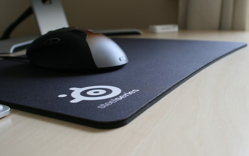 How to Clean a Mousepad- Fabric Covered Mousepad
