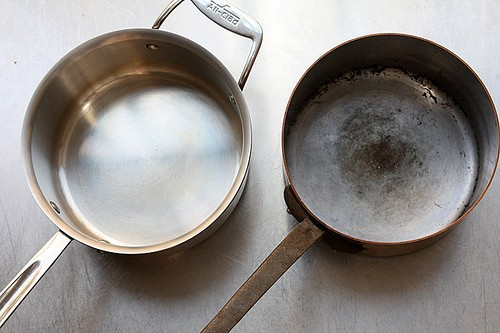 Another Method to Clean Burnt Pans