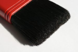 How to Clean Dried Paint Brush- The Easy Way