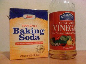 How to Unclog Kitchen Sink with Standing Water Using Vinegar and Baking Soda