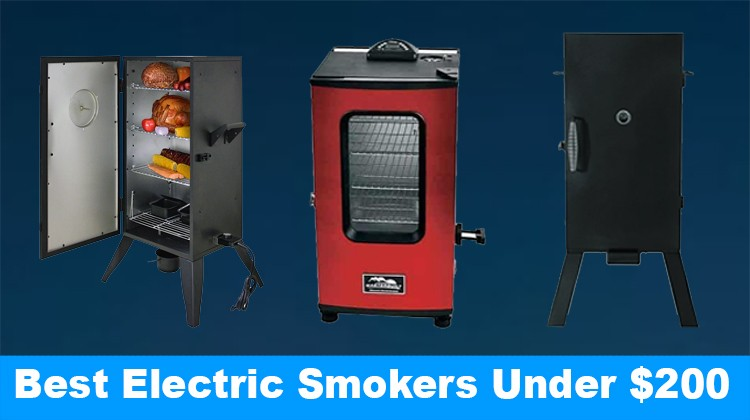 Best Electric Smokers Under $200 of 2020
