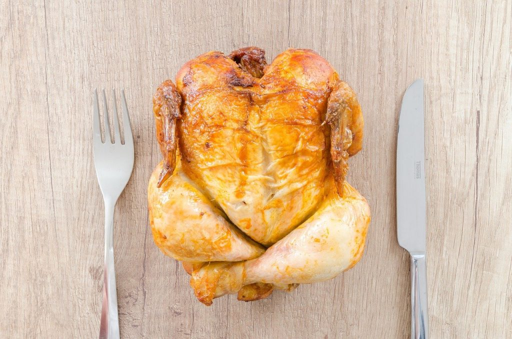 How long does it take to grill a Whole Chicken?